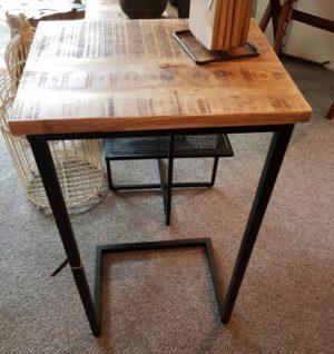 Tafel bijzettafel laptoptafel Kolony
