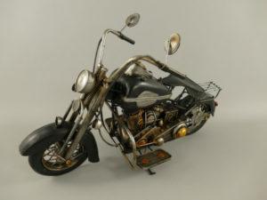 Motor zwart groot model