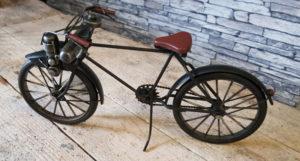 Solex fiets minnatuur