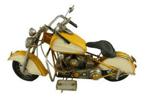 Motor geel XXL model