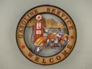 Motor Gasoline bord