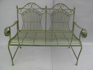 Tuinbank groen