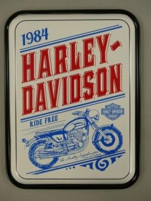 Harley Davidson 1984