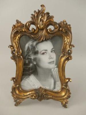 Fotolijst  antiek goudkleur