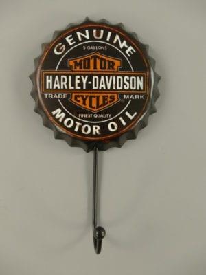 Wandhaak Harley Davidson