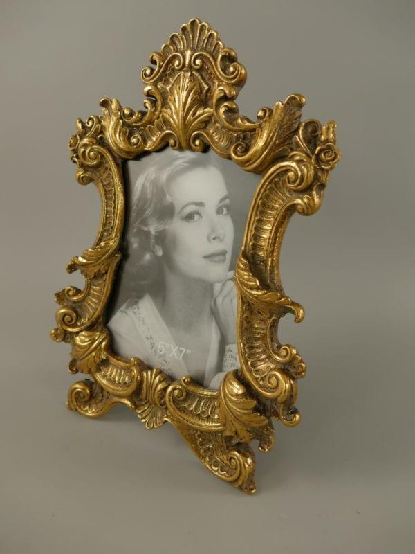 Fotolijst barok goud kleur