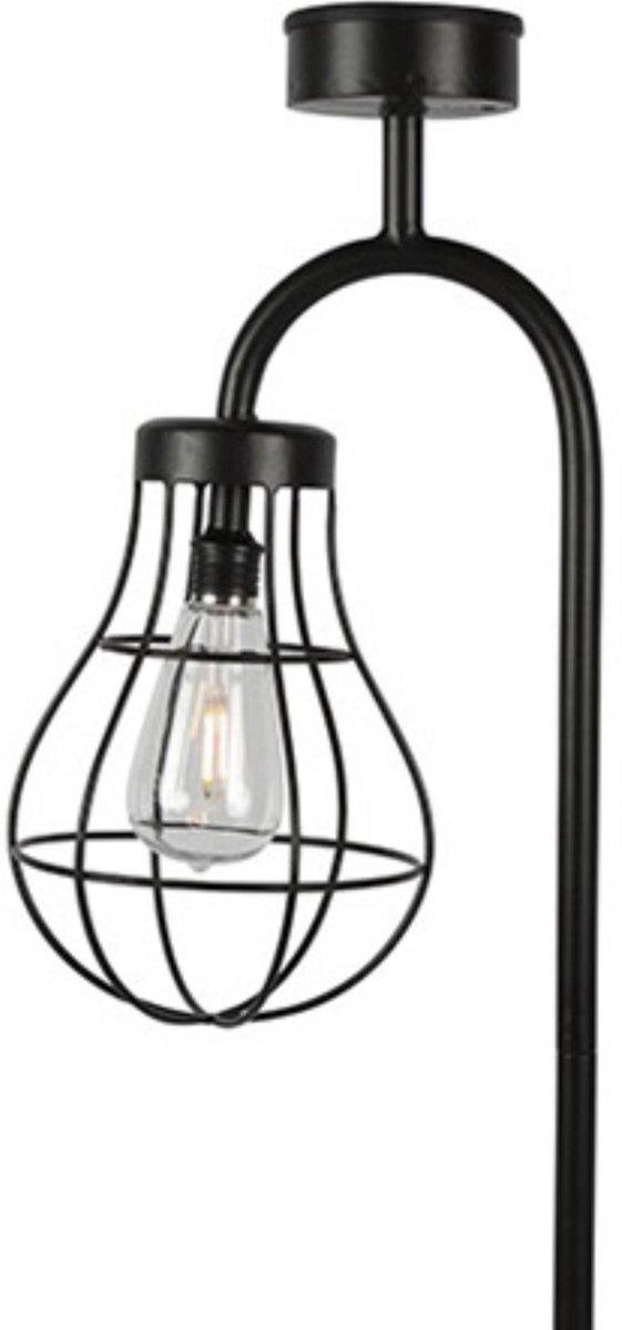Countryfield Solarlamp steker Led zwart