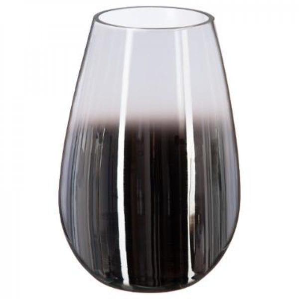 Glazen Vaas - gerookt glas - Smoke glas